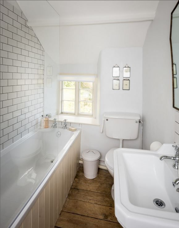 October Cottage In Cornwall Cottage Style Bathrooms Cottage Interiors Luxury Cottage