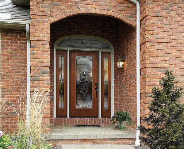 Signet Cheyenne Fiberglass Door In 2019 Fiberglass Front