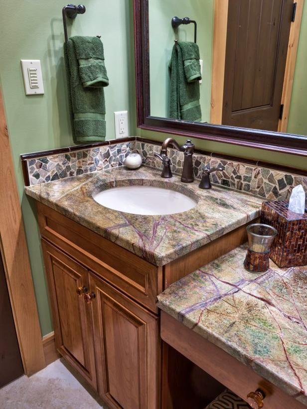 Traditional | Bathrooms | Design Development : Designersu0027 Portfolio : HGTV    Home U0026 Garden