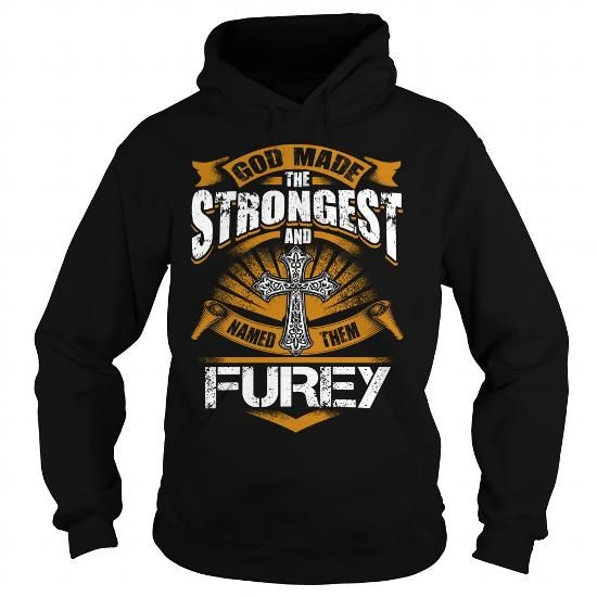 I Love FUREY FUREYYEAR FUREYBIRTHDAY FUREYHOODIE FUREY NAME FUREYHOODIES  TSHIRT FOR YOU Shirts & Tees