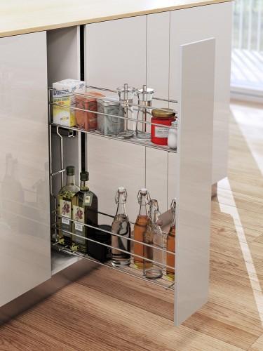 Kosz Cargo Mini Dolne Do Szafki 15 Cm Multi Full Rejs Kitchen Cabinet Pulls Kitchen Cabinets Kitchen Room Design