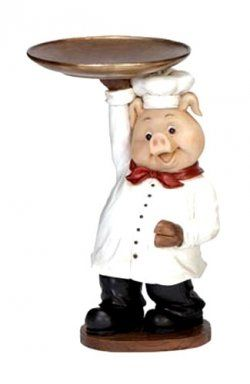 Looking For Pig Theme Kitchen Decor And Accessories? Then Look No More.  Check Out For Some Cute Pig Theme Kitchen Decor And Accessories Below.