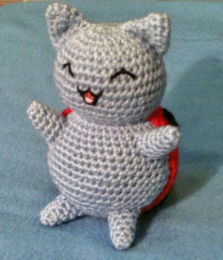Catbug Amigurumi My Amigurumi Pinterest Crochet Amigurumi