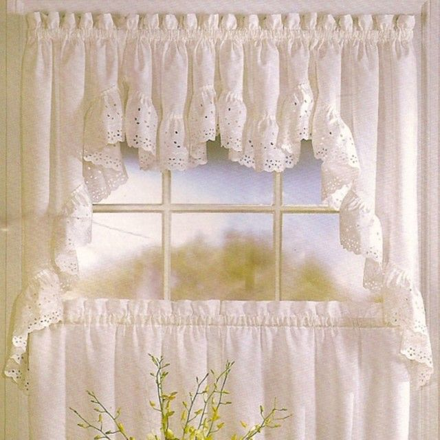 Curtain Valances And Its Products: White Design Curtain Valances For Kitchen  Ideas ~ Design Inspiration