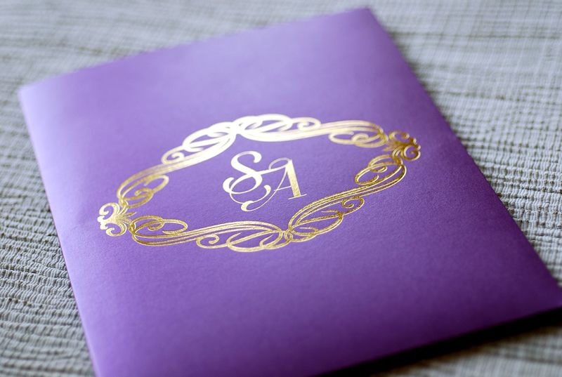 Modern Indian wedding Invitations SA1_ZOYACouture | Invites_Place ...