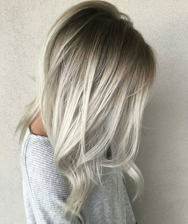 When You Finally Have The Literal Hair Color Of Your Dreams By Mrsmichaeil918 On Melmagno Behindthec Platinum Blonde Hair Long Hair Styles Hair Styles