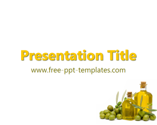 Olive oil powerpoint template is a white template with an olive oil powerpoint template is a white template with an appropriate background image of olives and toneelgroepblik Gallery