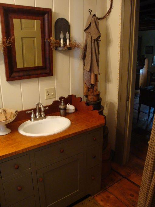 Information About Rate My Space Primitive Bathroom Decor Primitive Bathroom Rustic Laundry Rooms