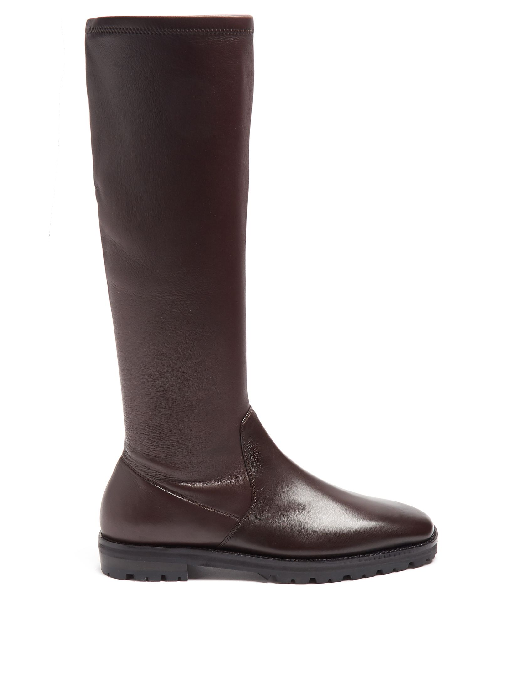 New Sale Online Outlet For Sale Fiona leather boots The Row Wholesale Outlet Shop Offer Sale Great Deals REHLj