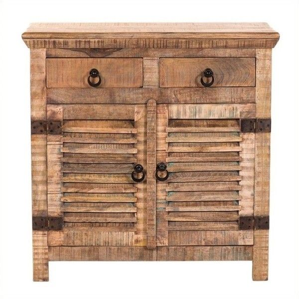 Yosemite Storage Cabinet (710 CAD) ❤ liked on Polyvore featuring home, furniture, storage & shelves, cabinets and handpainted furniture