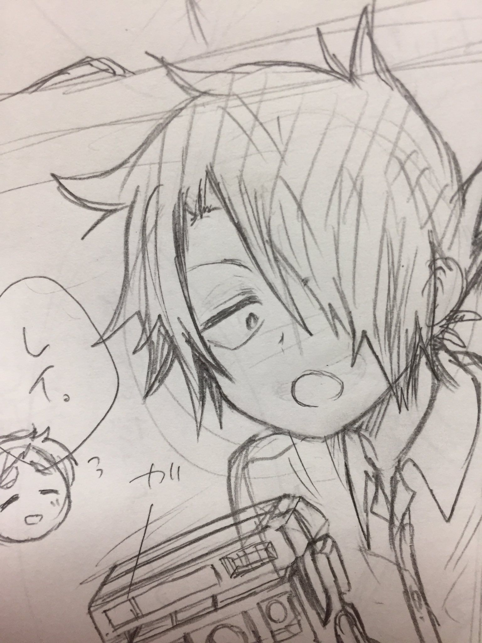 Photo of HIRO?お26b/H16a on Twitter