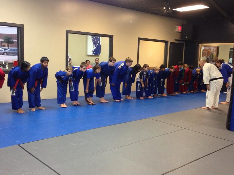 Our Students Truly Understand The Meaning Of Respect They Re Building Character Every Day Kids Mma Martial Arts Frisco Kid