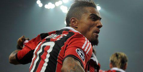 Bolanet Kevin Prince Boateng Review Dua Untuk Milan Il