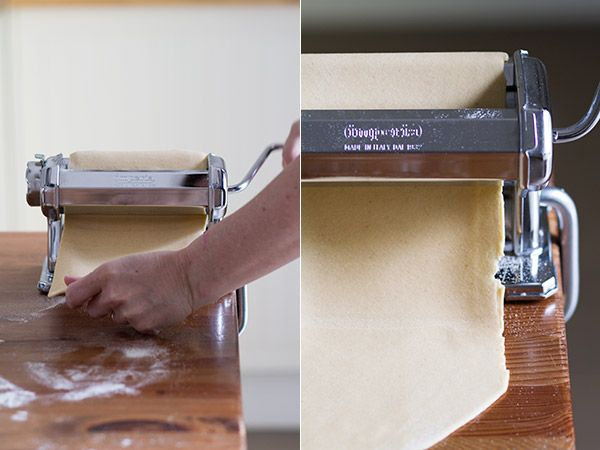 Cómo preparar pasta fresca casera paso a paso