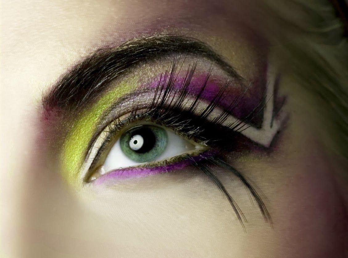 10 plus belles filles Maquillage des yeux Designs Photos 2014   Dernières World Fashion