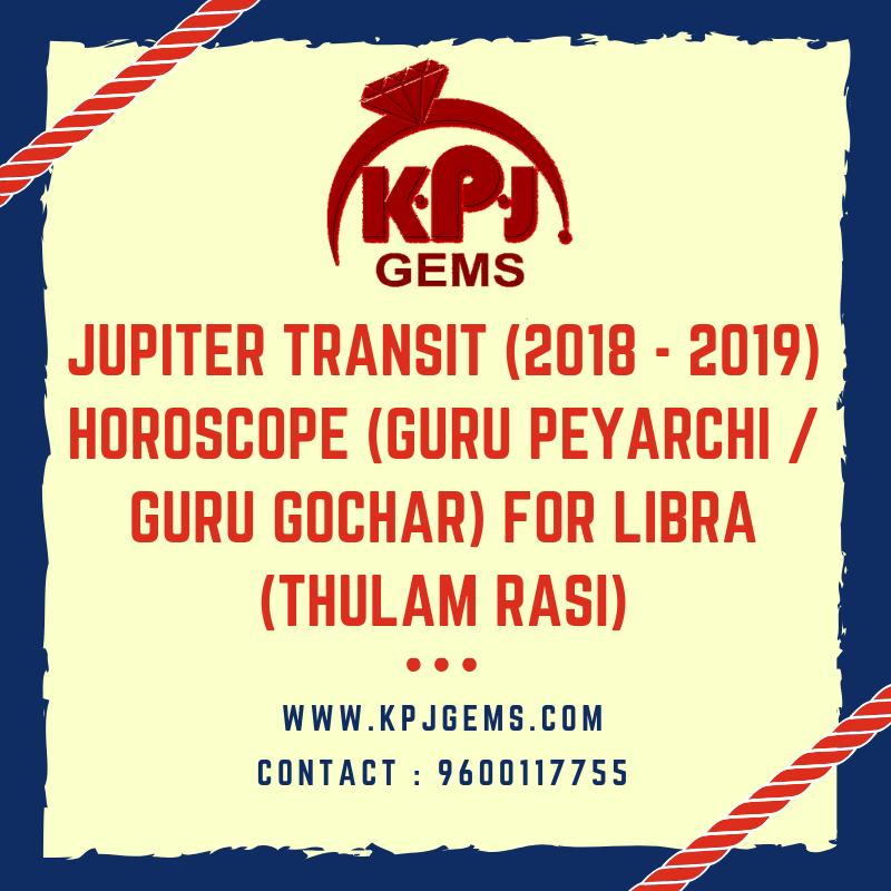 Jupiter Transit ( 2018- 2019 ) General Predictions For LIBRA Moon