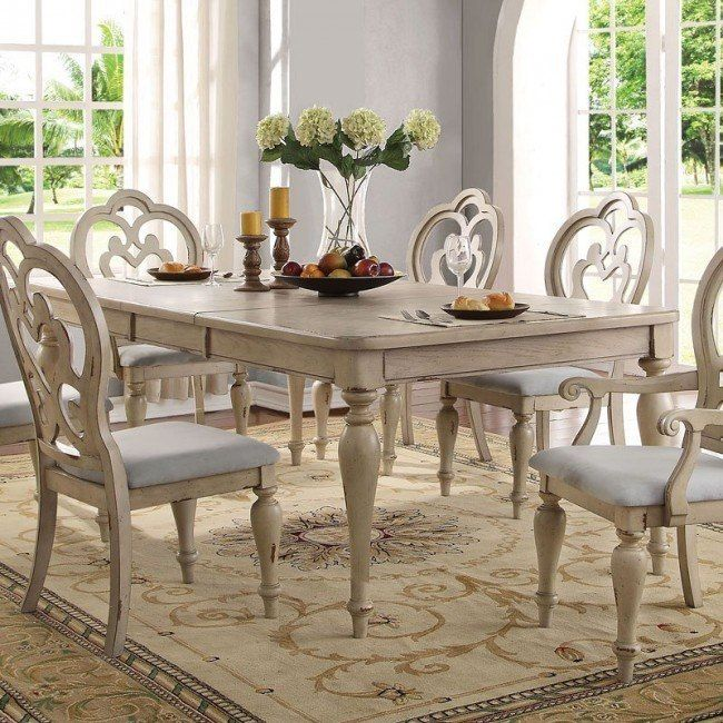 Abelin Dining Room Set | Country dining tables, French ...
