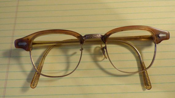 1950s father Knows Best Glasses by ViviansVintage on Etsy