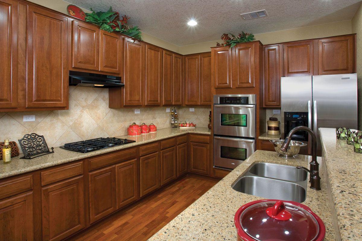 Cobblestone Kitchen Floor The Oaks At Cobblestone A Kb Home Community In San Antonio Tx