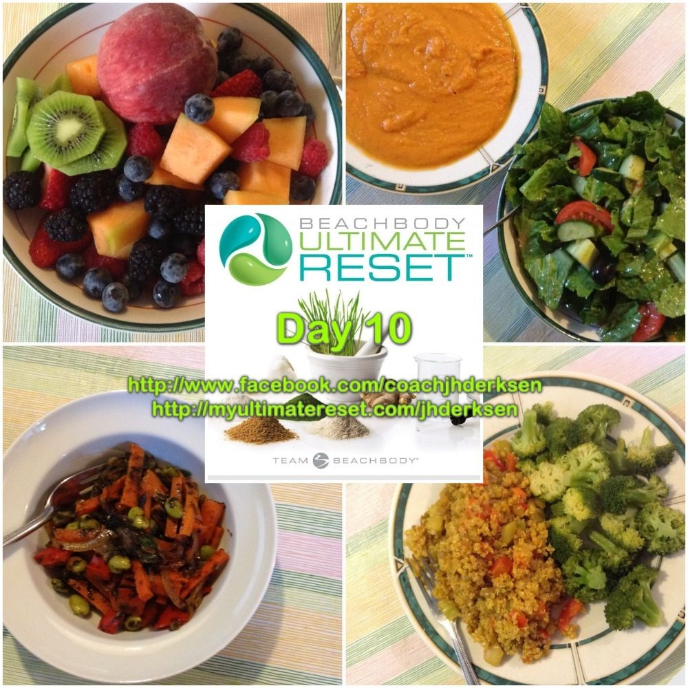 Ultimate Reset - Day 10