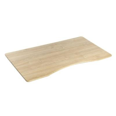 Seville Classics 54 In X 30 In Birchwood Ergo Table Top With