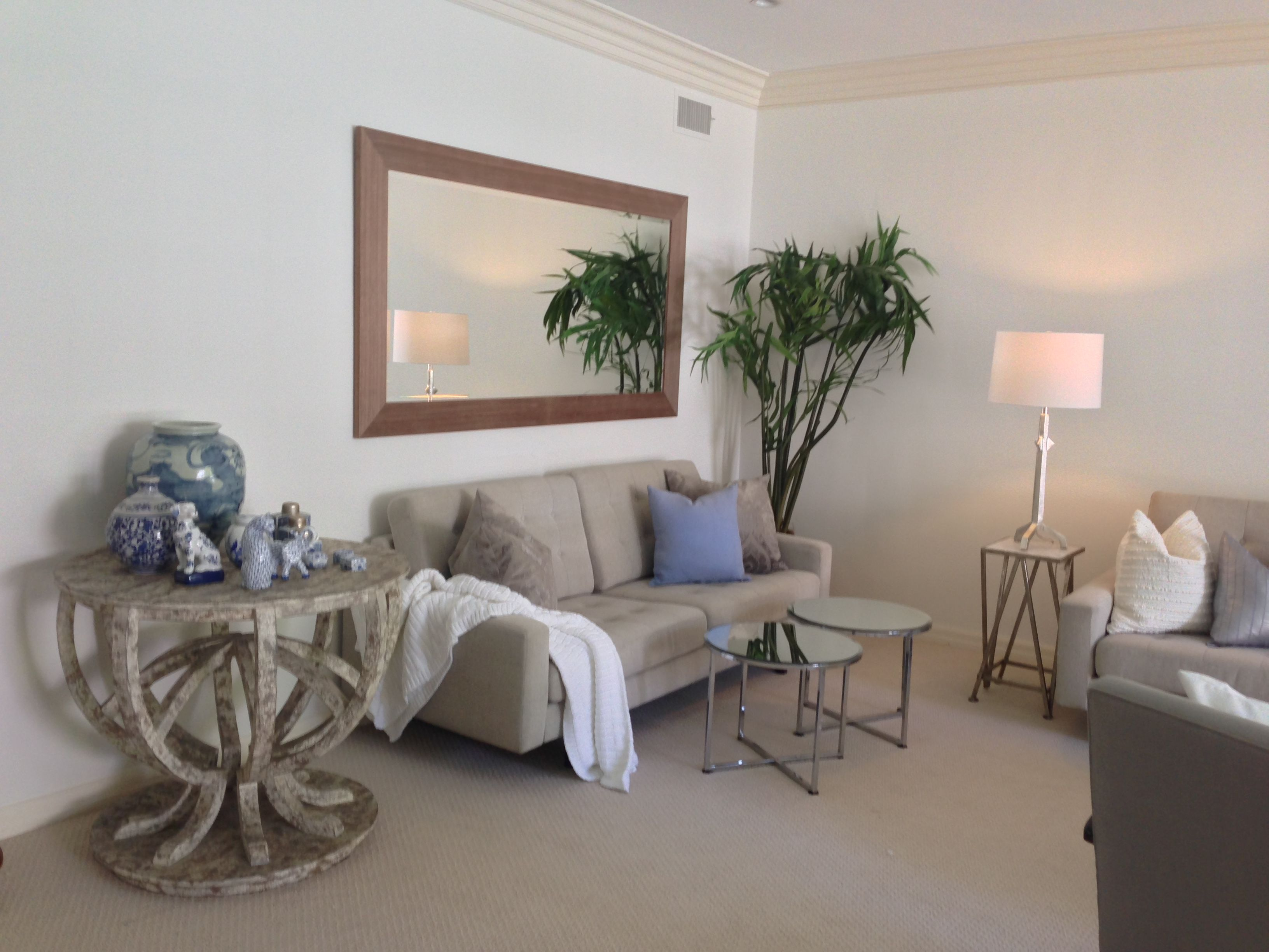 Encino, CA staged home