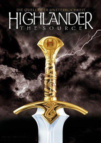Highlander - The Source - Die Quelle der Unsterblichkeit naja viel gemischtes, higlanderstory plus übersinnliches