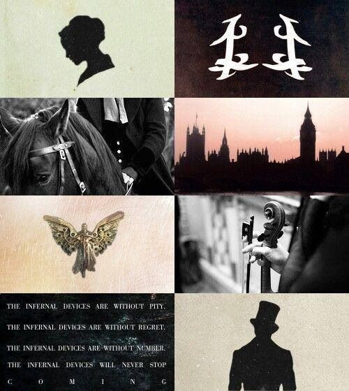 The Infernal Devices will never stop coming