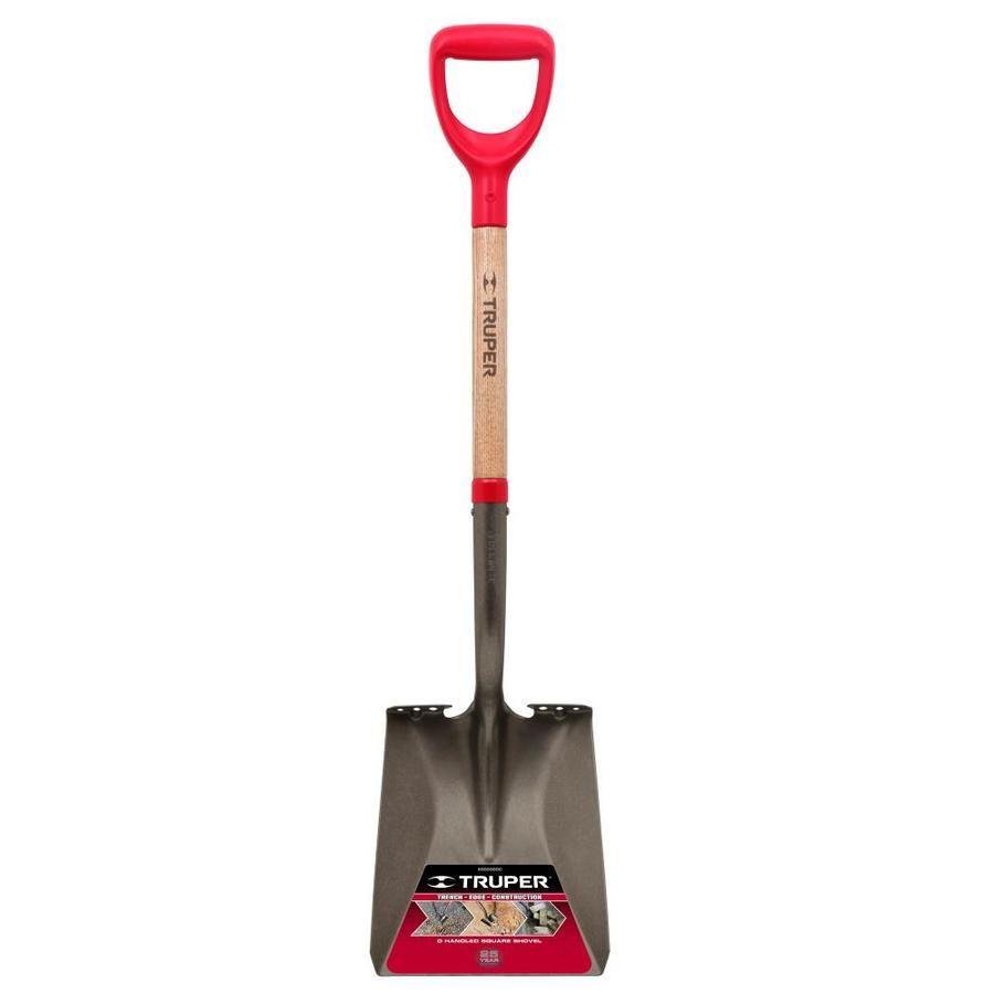 Truper Long Handle Wood Transfer Shovel Pcy E Lw34753 In 2020