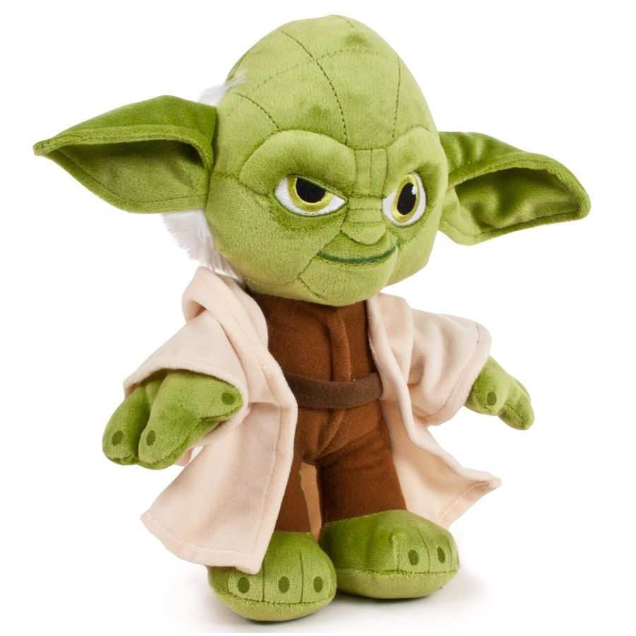 Gosedjur Star Wars Yoda 29cm Yoda Starwars Cloth Dolls
