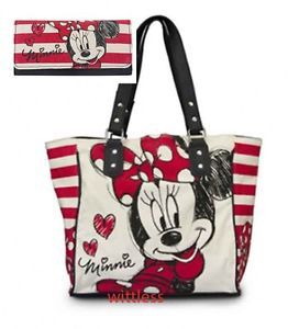 Minnie Mouse wallet and bag  e12d38b4431fa