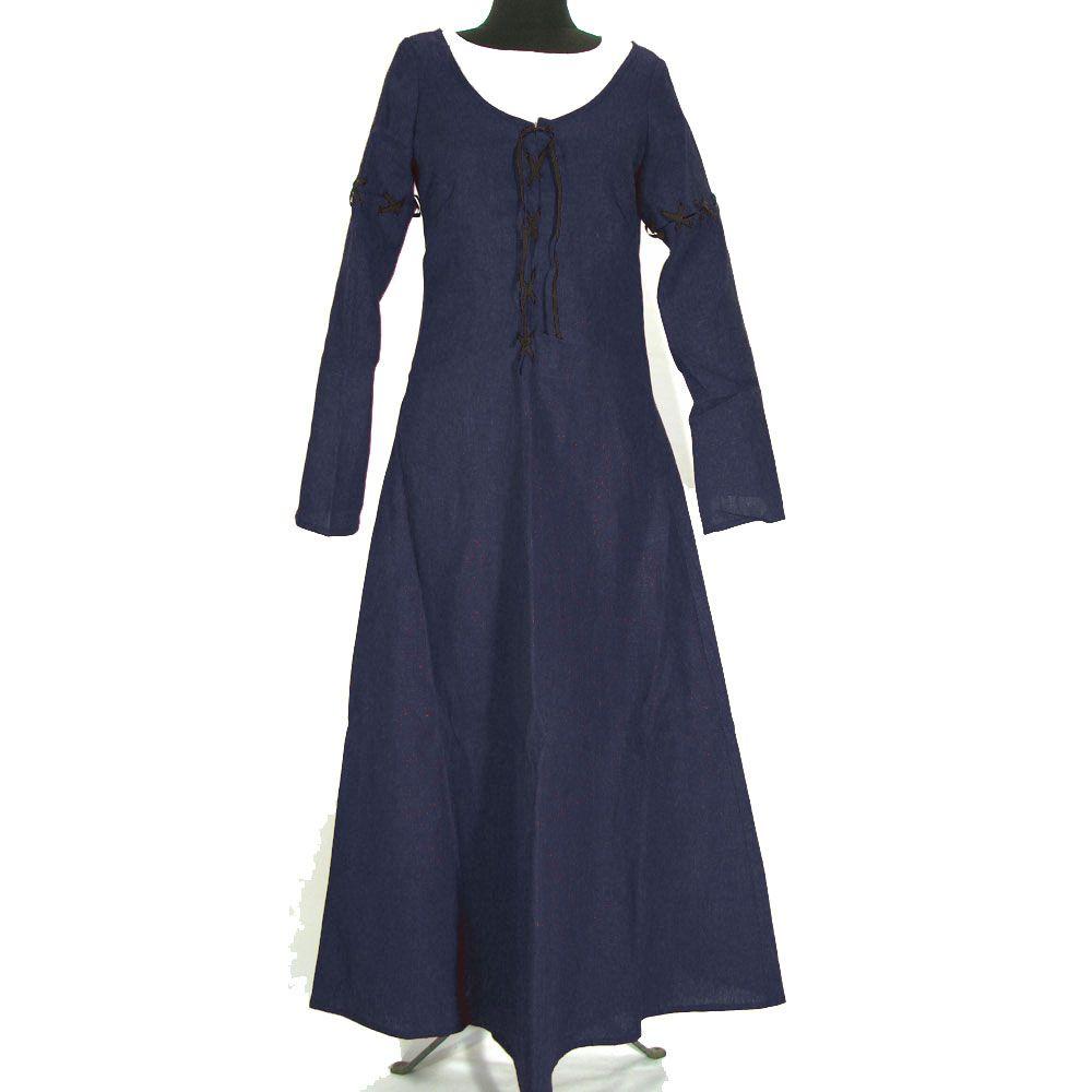 REA Utförsäljning : Klänning Celeste i lila linne