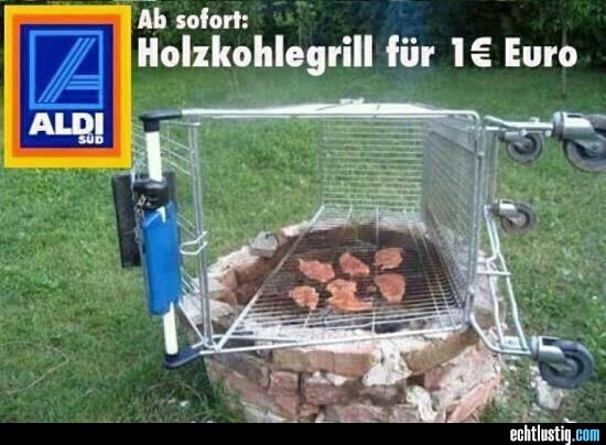 Aldi Holzkohlegrill Uk : Ariva holzkohlegrill fuer euro a there s a