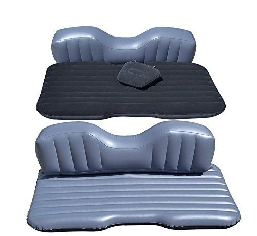 air blue outdoors two with back camping universal couch suv travel sports photo of com mattress seat bed pillows inflatable extended truck for car x fbsport amazon cushion