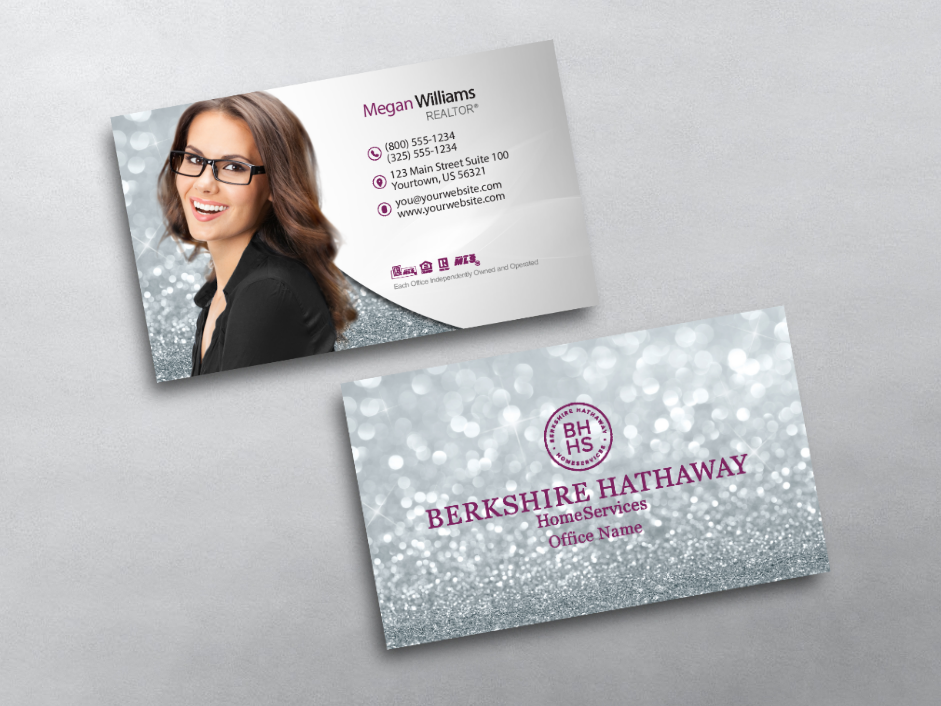 Order Berkshire Hathaway Business Cards Free Shipping Design Templates Berkshire Hathaway Busin Buisness Cards Professional Business Cards Business Cards