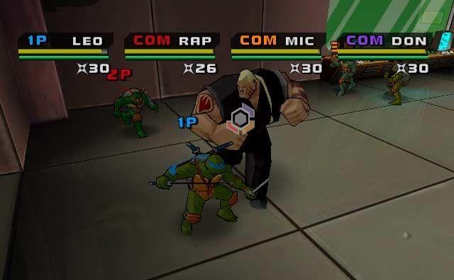 Totally Turtle Games Mutant Nightmare 2005 Teenage Mutant Ninja Turtles Fan Site Turtle Games Mutant Turtle