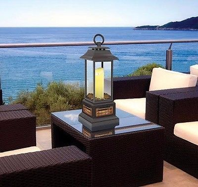Electric Lantern Patio Heater Garden