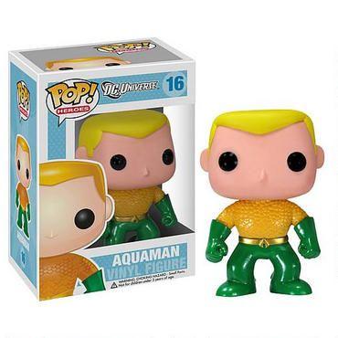 Aquaman Vinyl Pop! Figure