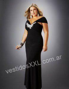 681f450a4 Vestido para Madrina rellenita