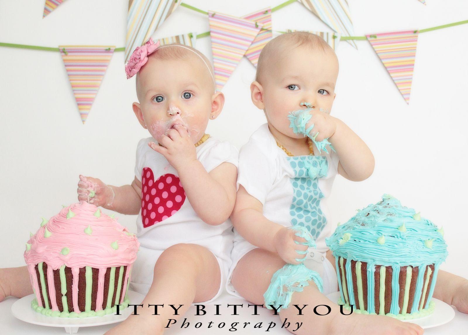 Фото день рождения двойняшек, зима снегири