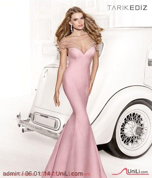 Evening Dresses Tarik Ediz Spring-Summer 2014   UniLi - Unique Lifestyle