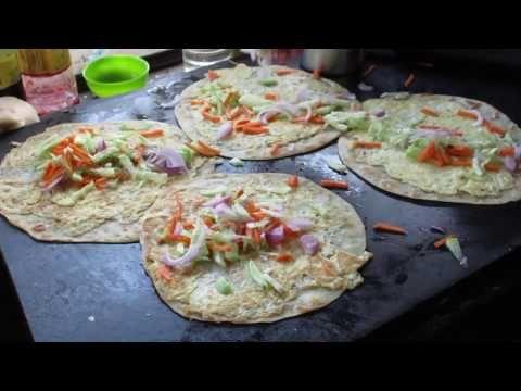 Egg Roll – india-Bengali Street Food India – Indian Street Food Kolkata