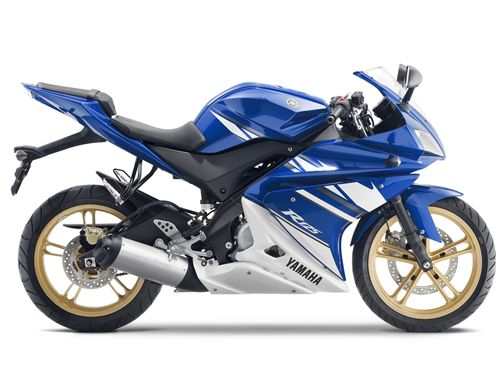 Prices Shown Here Are Indicative Prices Only The Yamaha Yzf R125