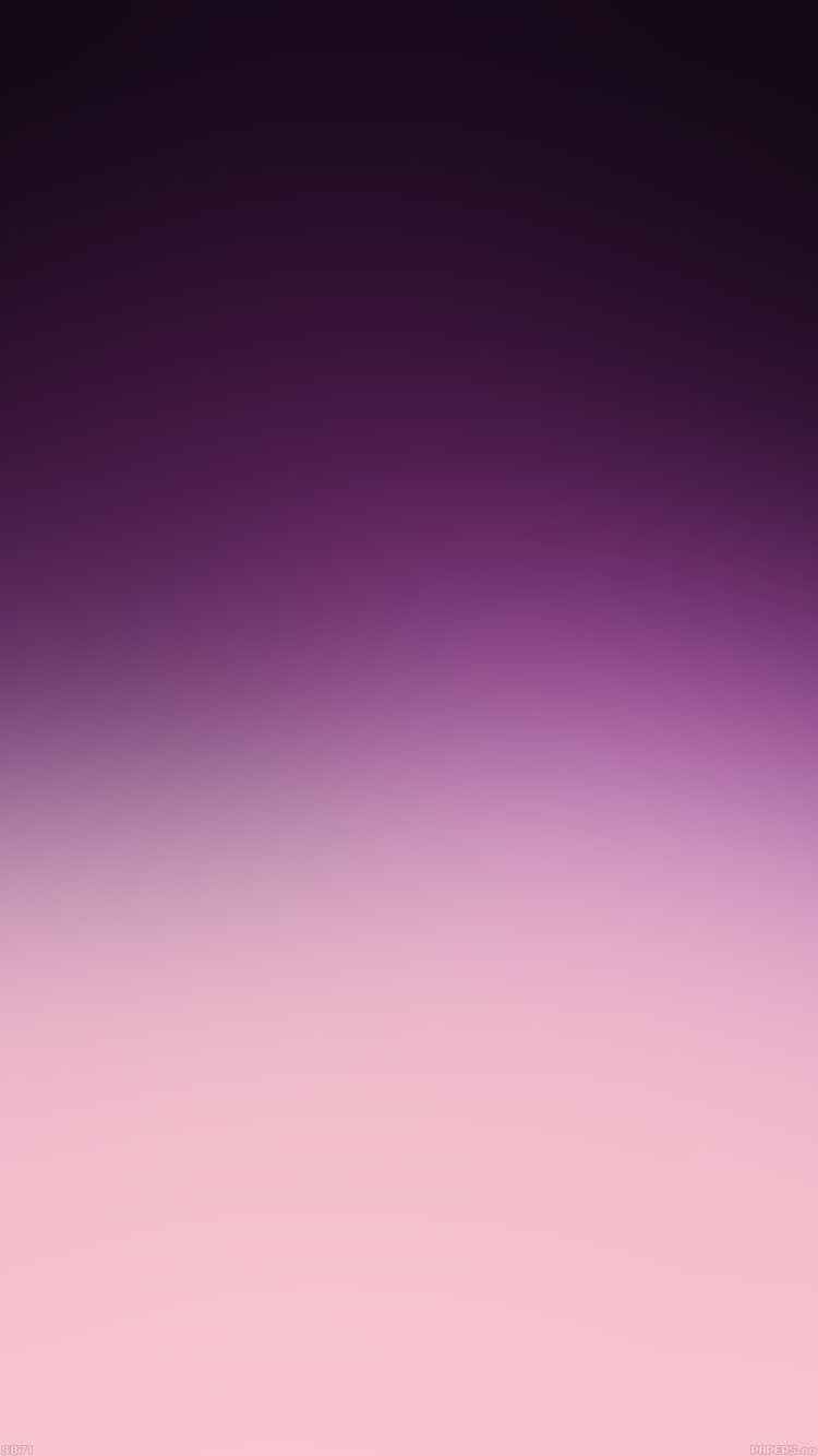 Pink Iphone 6 Wallpaper Tap And Get The Free App Unicolor Minimalistic Ombre