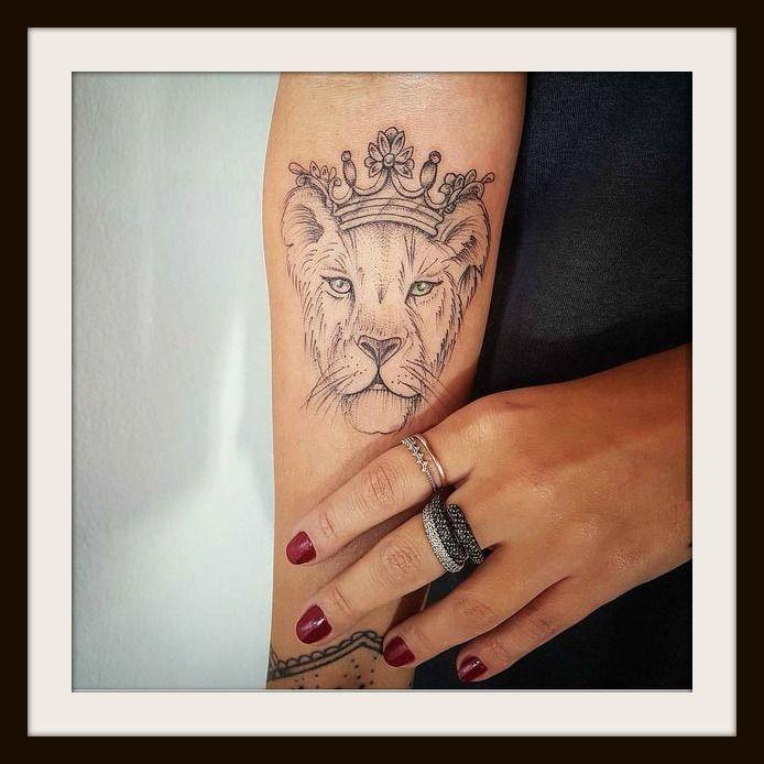 Myndaniðurstaða fyrir leonessa tattoo stilizzato