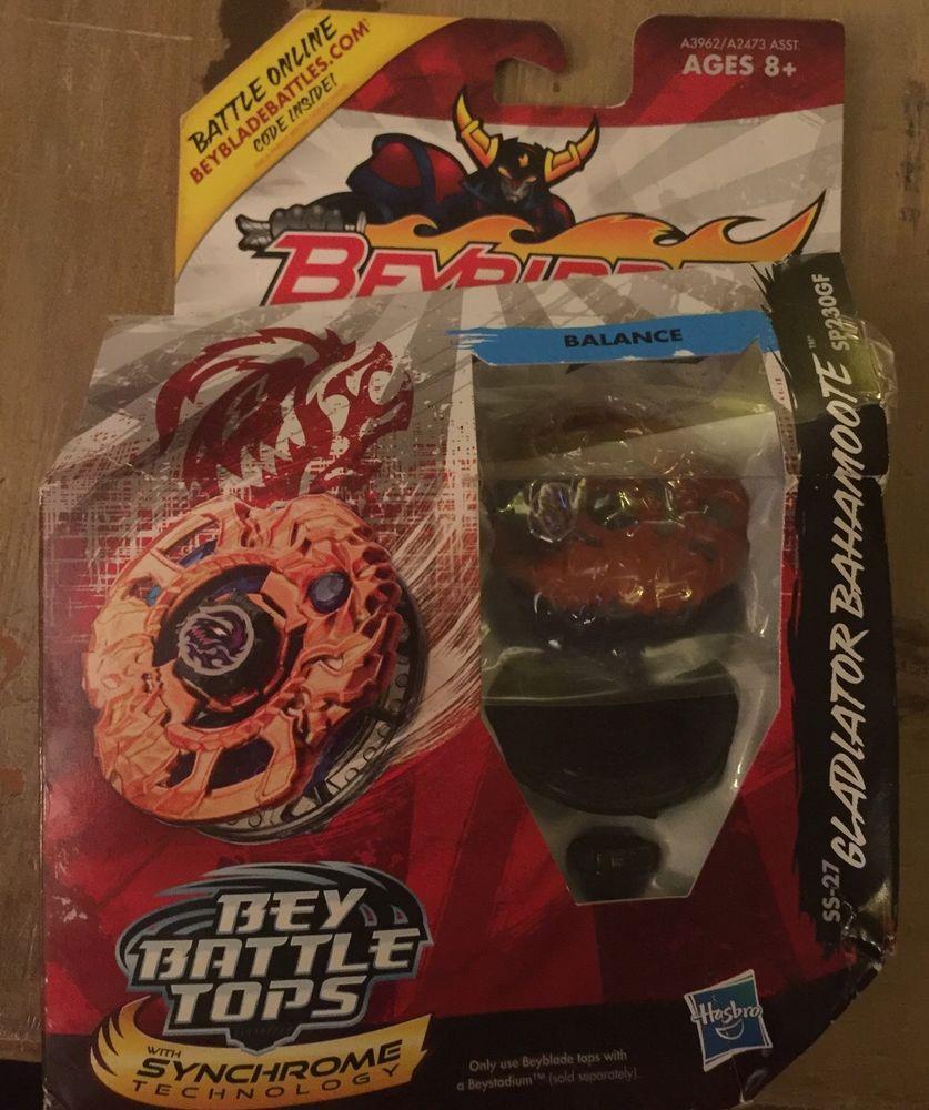 Beyblade Shogun Steel Battle Tops Online Code Gladiator Bahamoote SP230GF New   eBay