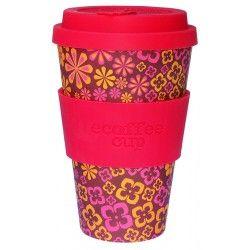 Ecoffee Cup To Go Becher Bambus Blumen Kaffee Pinterest Cups