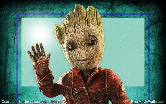 Gotg2 Baby Groot Hd Wallpaper Groot Marvel Baby Groot