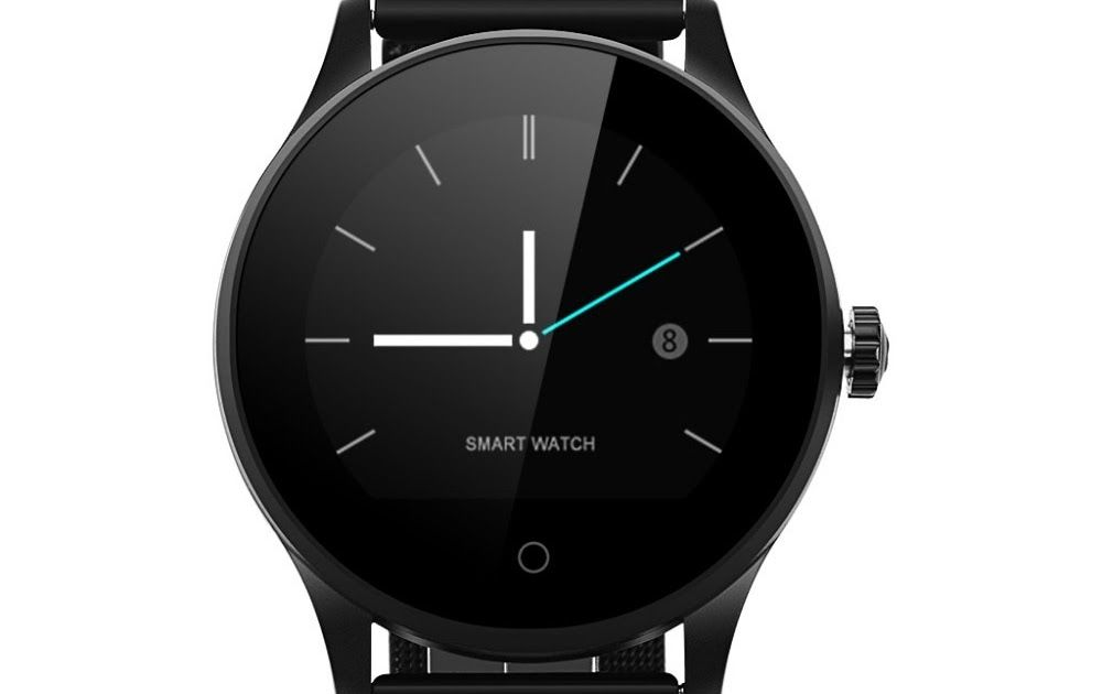 Cheapest K88H Smart Watch HD Display Heart Rate Monitor