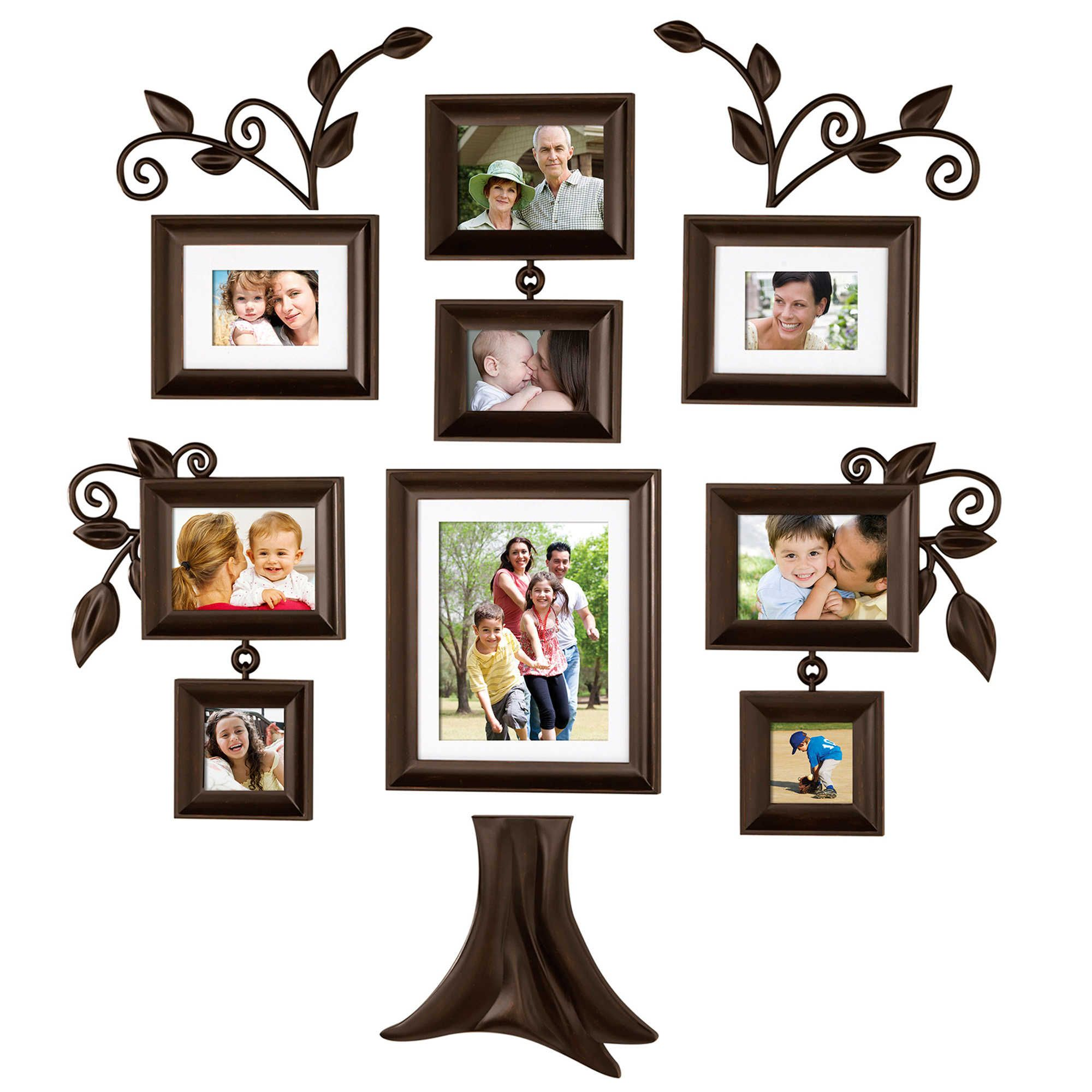 Wallverbs Family Tree 9 Piece Family Tree Collection Family Tree Wall Art Family Tree Wall Decor Family Tree Wall